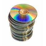 Диски DVD-R, DVD-RW