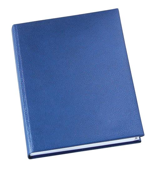 Книга алфавитная 145х202мм Orion синяя