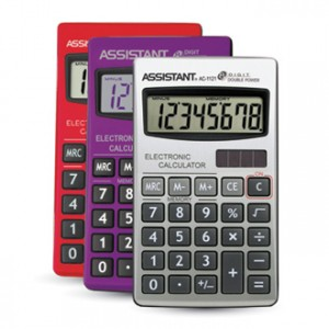 Калькулятор Assistant  AC-1121