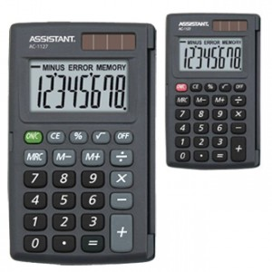 Калькулятор Assistant  AC-1127