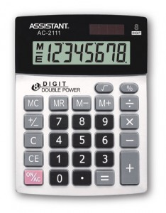 Калькулятор Assistant  AC-2111