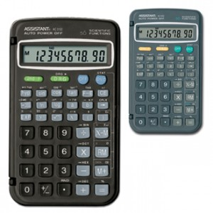 Калькулятор Assistant  AC-3102