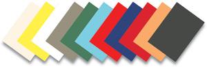 Обложка Delta Colour 250г/м.коричневая