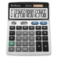Калькулятор Brilliant BS-816