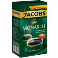 Кава мелена Jacobs Monarch 250г