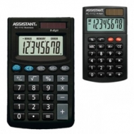Калькулятор Assistant  AC-1112 чорний