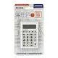 Калькулятор Assistant  AC-1116 білий