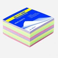 Папір для нотаток 90х90/500 «Декор» клеєний Buromax