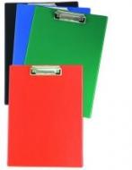 Кліпборд А4 PVC Buromax зелений