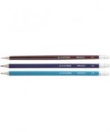 Олівець з гумкою Buromax 8503