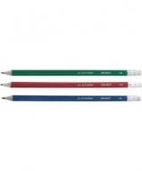 Олівець з гумкою Buromax 8507