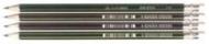 Олівець з гумкою Buromax 8509