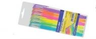 Набір гелевих ручок 6 кольорів Economix Neon