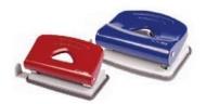 Діркопробивач 15 аркушів Economix металевий