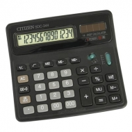 Калькулятор Citizen SDC-344
