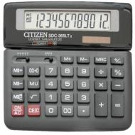 Калькулятор Citizen SDC-365 LT
