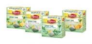 Чай Green Tea Lipton 20 пірамідок