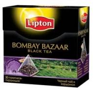Чай Lipton Bombay Bazaar 20 пірамідок