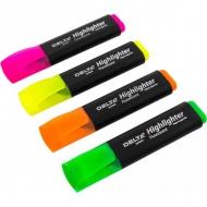 Маркер текстовий Highlighter D 2501 асорті
