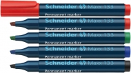 Маркер Permanent MAXX 133 Schneider асорті