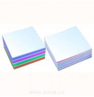 Стікери 76х76/100 неонові кольори асорті Buromax