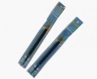 Стержень гелевий 110мм Buromax синій