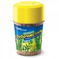 Зубочистки бамбукові 300шт Фрекен Бок