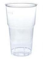 Стакан пластиковий 480мл 50шт
