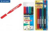 Набір маркерів Flipchart Centropen/круглий