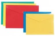 Папка-конверт на кнопці А4 Economix