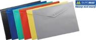 Папка-конверт на кнопці А4 Buromax