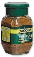 Кава розчинна Jacobs Monarch 200г