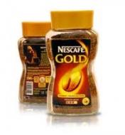 Кава розчинна Nescafe Gold 50г