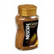Кава розчинна Nescafe Gold 100г