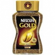 Кава розчинна Nescafe Gold 200г