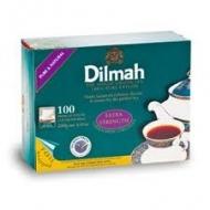 Чай чорний в пакетиках без ярличка Dilmah 100шт