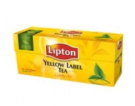 Чай чорний Lipton Yellow Label 25пак