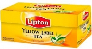 Чай чорний Lipton Yellow Label 50пак