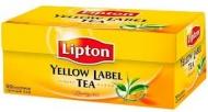 Чай чорний Lipton Yellow Label 50пак