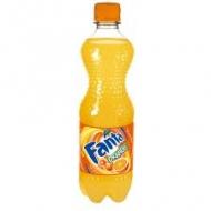 Напій безалкогольний Fanta 0,5