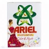 Пральний порошок ручне прання для кольорових речей Ariel 450г