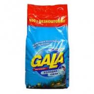 Пральний порошок автомат Gala 3кг