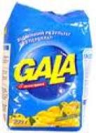 Пральний порошок для ручного прання Gala 3кг