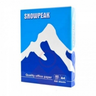 Папір офісний А4 SNOWPEAK 80г/м2