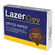Папір офісний А4 Laser Copy 80г (500аркушів)