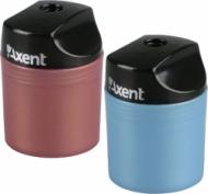 Чинка пластикова з контейнером Axent 1153