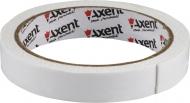 Скотч двосторонній на пінній основі 12мм*2м Axent