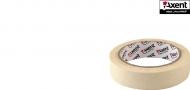 Скотч малярний 24мм*20м Axent