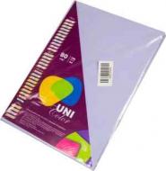 Папір кольоровий А4 80г 100арк UNI Color Trend