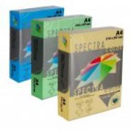 Бумага цветная А4/80 SPECTRA COLOR(100л)
